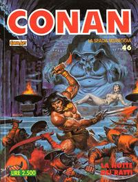Cover Thumbnail for Conan Spada Selvaggia (Comic Art, 1986 series) #46