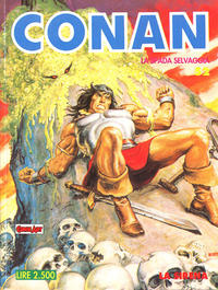 Cover Thumbnail for Conan Spada Selvaggia (Comic Art, 1986 series) #52