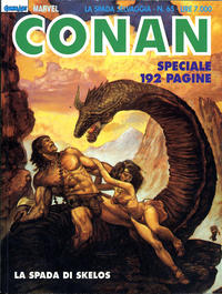 Cover Thumbnail for Conan Spada Selvaggia (Comic Art, 1986 series) #65