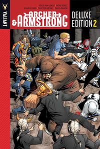 Cover Thumbnail for Archer & Armstrong Deluxe Edition (Valiant Entertainment, 2014 series) #2