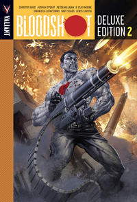 Cover Thumbnail for Bloodshot Deluxe Edition (Valiant Entertainment, 2014 series) #2