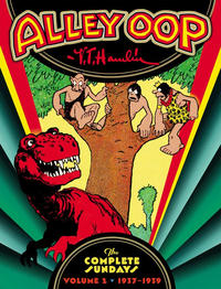 Cover Thumbnail for Alley Oop: The Complete Sundays (Dark Horse, 2014 series) #2 - 1937-1939