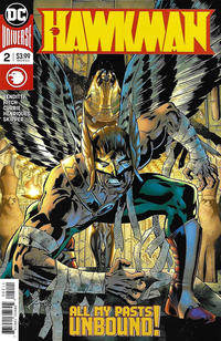 Cover Thumbnail for Hawkman (DC, 2018 series) #2 [Bryan Hitch Cover]