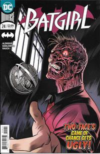 Cover Thumbnail for Batgirl (DC, 2016 series) #24
