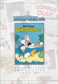 Cover Thumbnail for Donald Duck & Co De komplette årgangene (Hjemmet / Egmont, 1998 series) #[61] - 1963 del 5