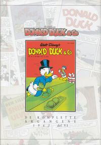 Cover Thumbnail for Donald Duck & Co De komplette årgangene (Hjemmet / Egmont, 1998 series) #[62] - 1963 del 6