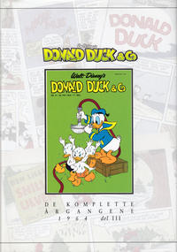 Cover Thumbnail for Donald Duck & Co De komplette årgangene (Hjemmet / Egmont, 1998 series) #[66] - 1964 del 3