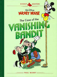 Cover Thumbnail for Disney Masters (Fantagraphics, 2018 series) #3 - Walt Disney's Mickey Mouse: The Case of the Vanishing Bandit