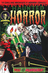 Cover Thumbnail for Haunted Horror (IDW, 2012 series) #34