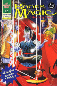 Cover Thumbnail for All American Comics II (Comic Art, 1994 series) #5