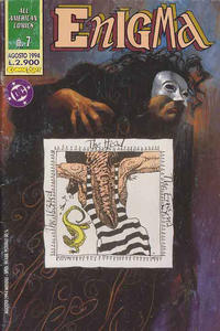 Cover Thumbnail for All American Comics II (Comic Art, 1994 series) #7