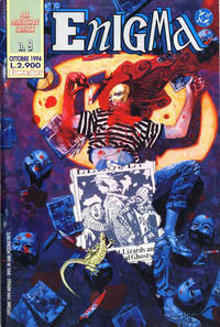 Cover Thumbnail for All American Comics II (Comic Art, 1994 series) #9