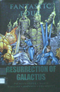 Cover Thumbnail for Fantastic Four: Resurrection of Galactus (Marvel, 2010 series)  [premiere edition]