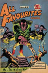 Cover for All Favourites Comic (K. G. Murray, 1960 series) #69