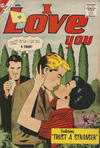 Cover for I Love You (Charlton, 1955 series) #39 [British]