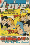 Cover for I Love You (Charlton, 1955 series) #34 [British]