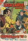 Cover for Lash La Rue Western (Charlton, 1954 series) #84 [British]
