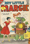 Cover for My Little Margie (Charlton, 1954 series) #44 [British]