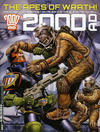 Cover for 2000 AD (Rebellion, 2001 series) #2089
