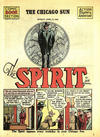 Cover for The Spirit (Register and Tribune Syndicate, 1940 series) #4/11/1943 [Chicago Sun Edition]