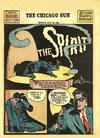 Cover for The Spirit (Register and Tribune Syndicate, 1940 series) #7/25/1943 [Chicago Sun Edition]