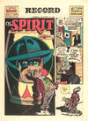 Cover Thumbnail for The Spirit (1940 series) #10/17/1943 [Philadelphia Record Edition]