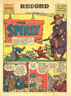 Cover for The Spirit (Register and Tribune Syndicate, 1940 series) #11/7/1943 [Philadelphia Record Edition]