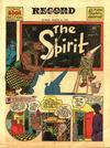 Cover Thumbnail for The Spirit (1940 series) #3/12/1944 [Philadelphia Record Edition]