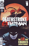 Cover for Deathstroke (DC, 2016 series) #30