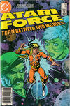 Cover Thumbnail for Atari Force (1984 series) #18 [Newsstand]