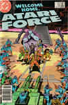 Cover Thumbnail for Atari Force (1984 series) #19 [Newsstand]
