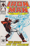 Cover for Iron Man (Marvel, 1968 series) #219 [Direct]