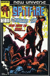 Cover Thumbnail for Spitfire and the Troubleshooters (1986 series) #7 [Direct]