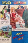 Cover for 150 New Cartoons (Charlton, 1962 series) #59