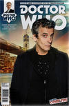 Cover for Doctor Who: The Twelfth Doctor (Titan, 2014 series) #13 [New York Comic Con]