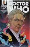 Cover for Doctor Who: The Twelfth Doctor (Titan, 2014 series) #1 [Forbidden Planet Variant Cover]