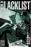 Cover for Blacklist (Titan, 2015 series) #1 [Cover A]