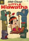Cover Thumbnail for Four Color (1942 series) #787 - Walt Disney's Little Hiawatha [15¢]