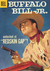 Cover for Four Color (Dell, 1942 series) #828 - Buffalo Bill, Jr. [15¢]