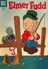 Cover for Four Color (Dell, 1942 series) #841 - Elmer Fudd [15¢]
