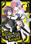 Cover for The Bride & the Exorcist Knight (Seven Seas Entertainment, 2018 series) #1