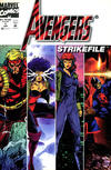 Cover Thumbnail for Avengers Strike File (1994 series) #1 [Newsstand]