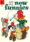 Cover for Walter Lantz New Funnies (Dell, 1946 series) #241 [15¢]