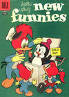 Cover for Walter Lantz New Funnies (Dell, 1946 series) #246 [15¢]
