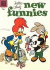 Cover for Walter Lantz New Funnies (Dell, 1946 series) #249 [15¢]