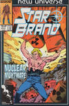 Cover for Star Brand (Marvel, 1986 series) #8 [Direct]