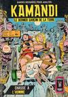 Cover for Kamandi (Arédit-Artima, 1975 series) #4