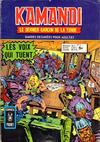 Cover for Kamandi (Arédit-Artima, 1975 series) #8