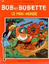 Cover for Bob et Bobette (Standaard Uitgeverij, 1967 series) #75 - Le Mini-Monde
