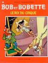 Cover for Bob et Bobette (Standaard Uitgeverij, 1967 series) #81 - Le roi du cirque